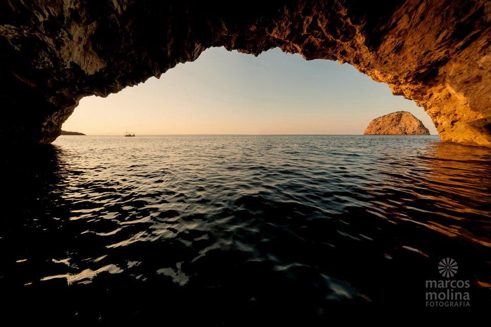 Cova des Vell Marí and s'Illeta - Tramuntana Mallorca