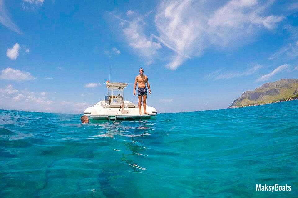 boat charter port soller