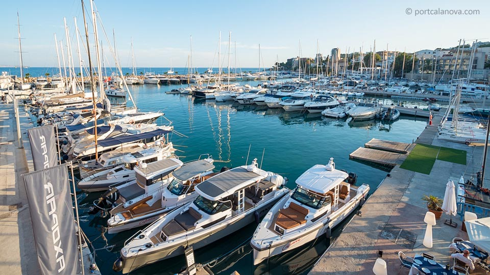 Cala Nova, Mallorca boat hire with MaksyBoats