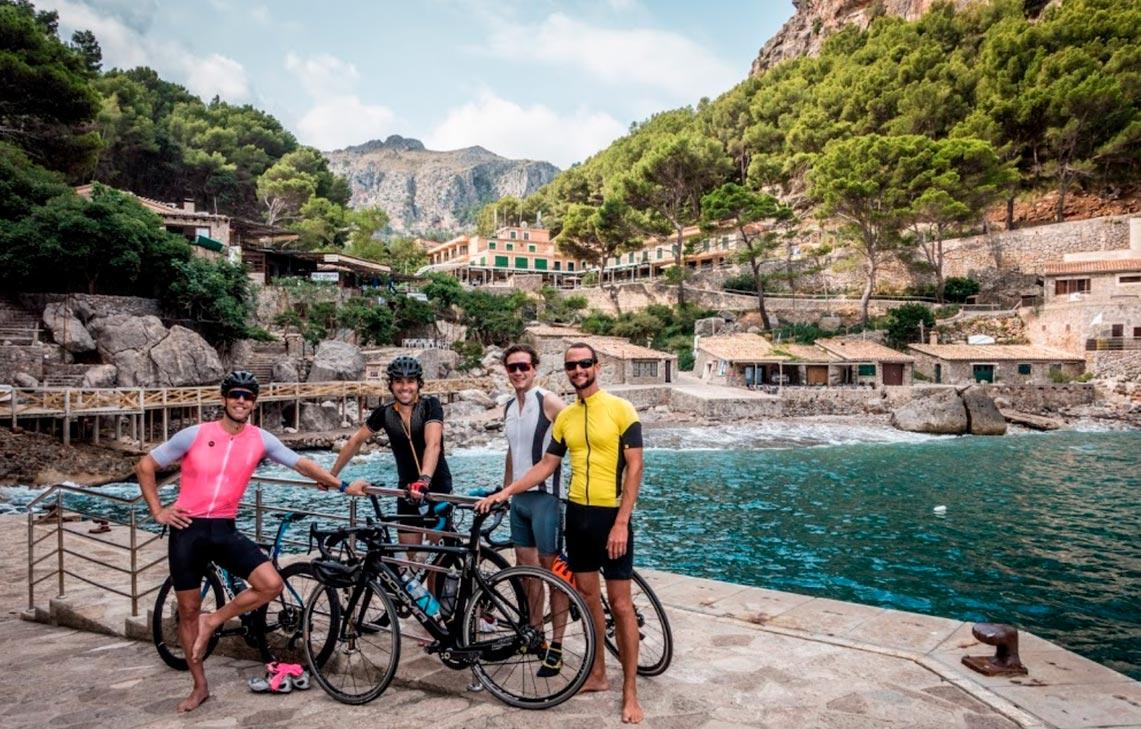 Cycling holidays Mallorca, Kilómetro Cero, Sóller