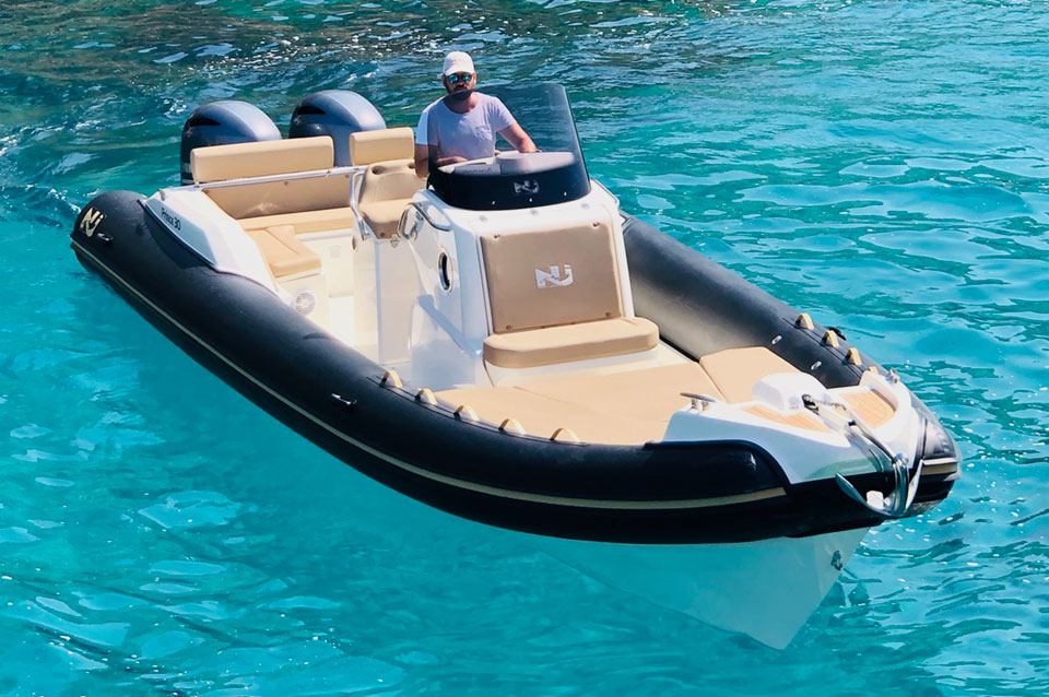 Alquiler de barcos Nuova Jolly N30 Port de Sóller