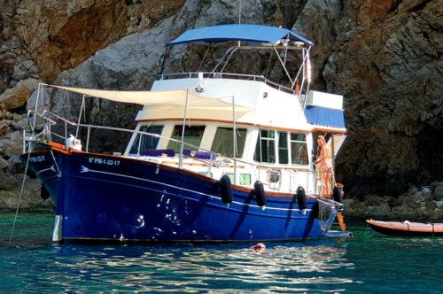Boat Charter Port Andratx Llaut Mallorca